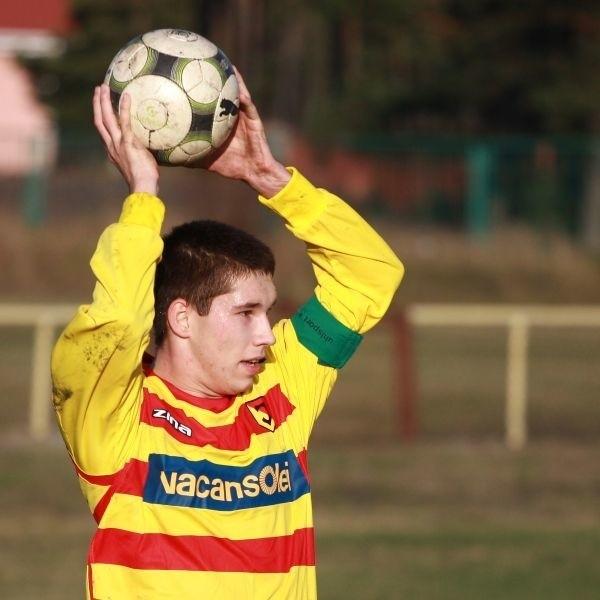 Mariusz Gogol jest kapitanem drużyny grającej w Młodej Ekstraklasie i także podporą kadry narodowej do lat 17, prowadzonej przez Michała Globisza