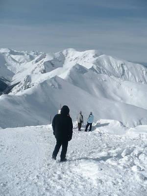 Poszerzenie obszarów narciarskich wokół Kasprowego Wierchu to kwestia, w której Tatrzański Park Narodowy i organizacje ochroniarskie zasadniczo się różnią Fot. Agnieszka Szymaszek