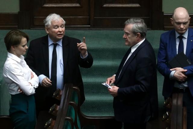 Stan alertu wg Jarosława Kaczyńskiego