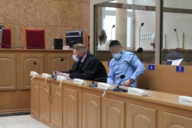 Jan P. usłyszał wyrok za narażenie innych na zakażenie koronawirusem
