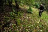 """Chcą promować """"zaginione"""" miasto w świdwińskich lasach. Pomożesz? Wystarczy kliknąć!"""