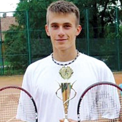 Piotr Półkośnik doszedł do III rundy czempionatu juniorów
