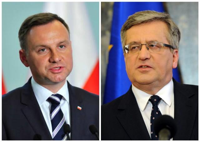 Wybory prezydenckie 2015 - druga tura: Duda vs Komorowski - na kogo zagłosujesz? [SONDA, PROGRAMY]