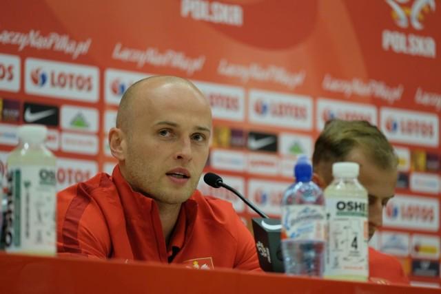 Michał Pazdan uważa, że słabsza dyspozycja reprezentacji w drugiej połowie to efekt ciężkich treningów