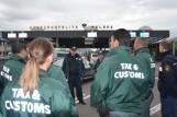 Na przejściu granicznym w Medyce celnicy z kilku państw europejskich szkolili się ze sposobów kontroli autobusów
