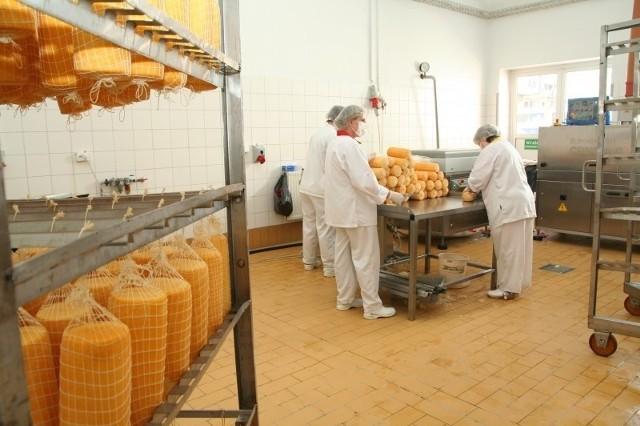 Sery stanowią 90 proc. produkcji OSM w Chojnicach