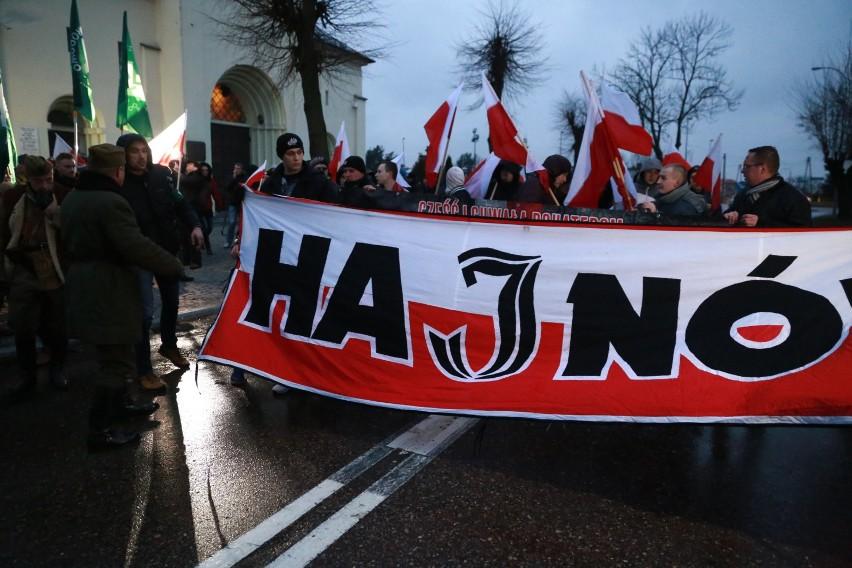 II Hajnowski Marsz Pamięci Żołnierzy Wyklętych