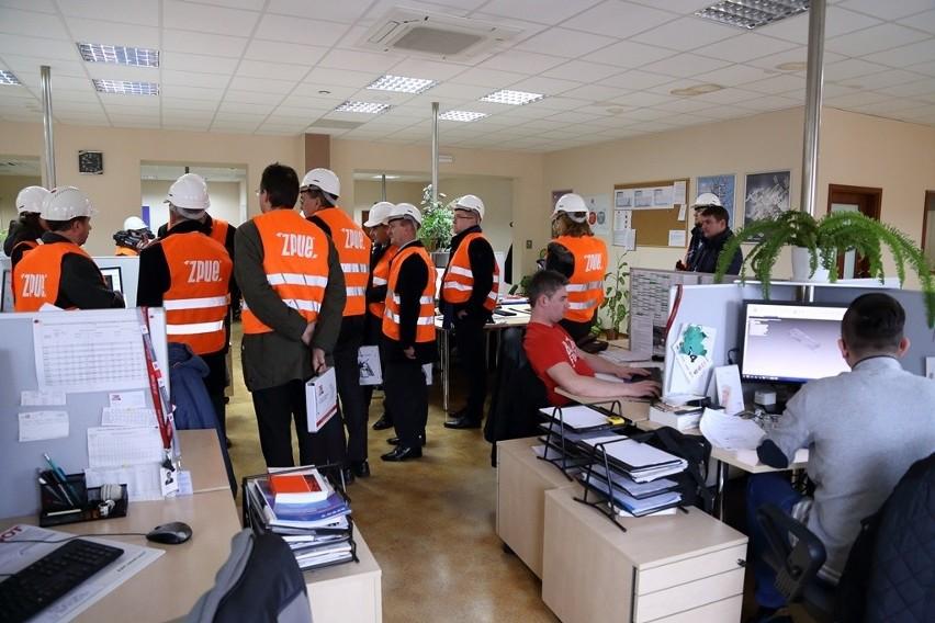 Przedsiębiorcy zza granicy we Włoszczowie (ZDJĘCIA)