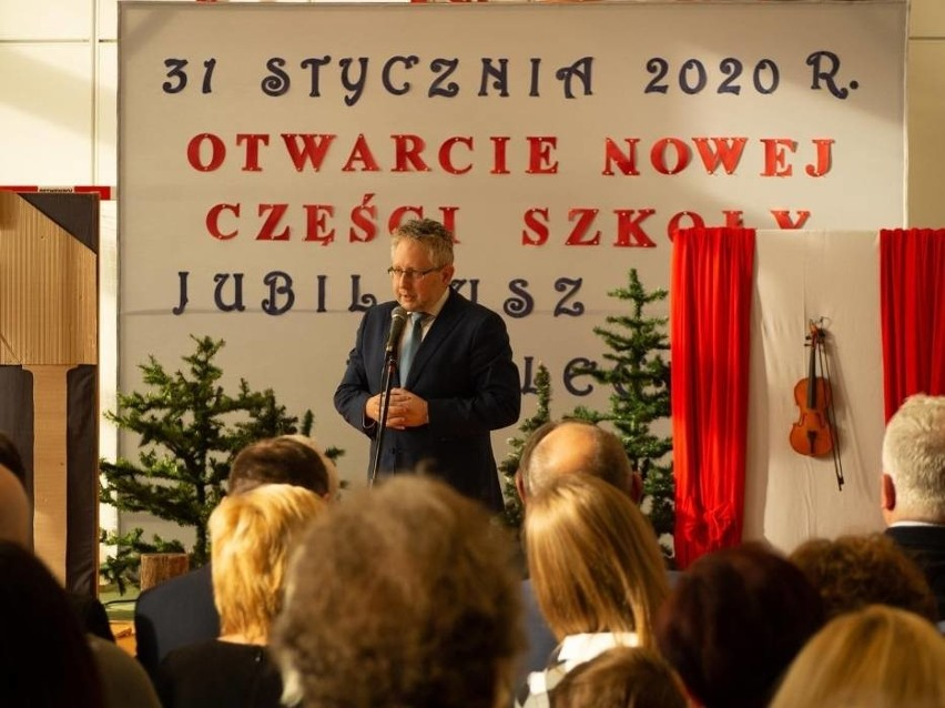 Pabianice. Protestują przeciwko wycince lasu w Porszewicach