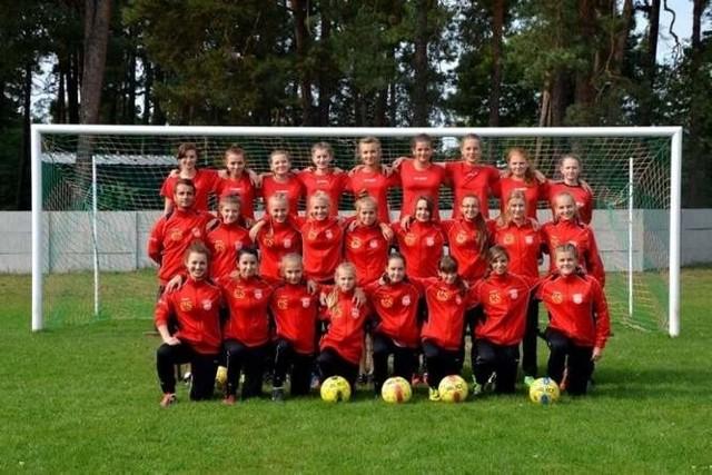 Dziewczyny z Aquilla Stalowa Wola awansowały do ćwierćfinału.