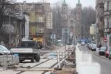 Remont ulicy 3 Maja w Chorzowie. Największa inwestycja drogowa na zdjęciach. Zobaczcie postęp prac. Kiedy zakończy się ta przebudowa?