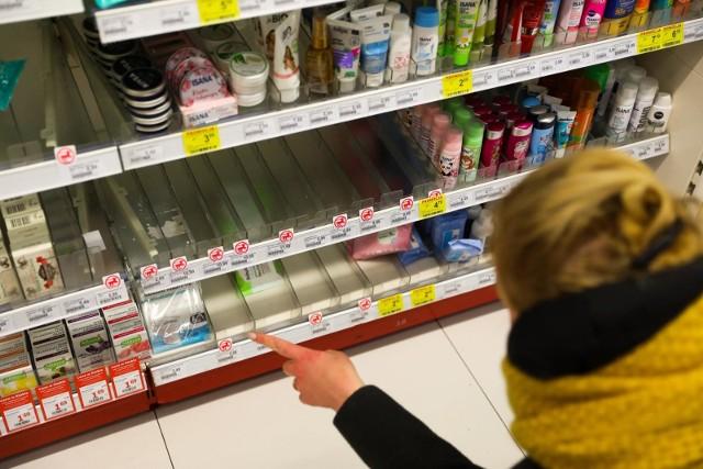 Rossmann wprowadza limit na mydło i papier toaletowy