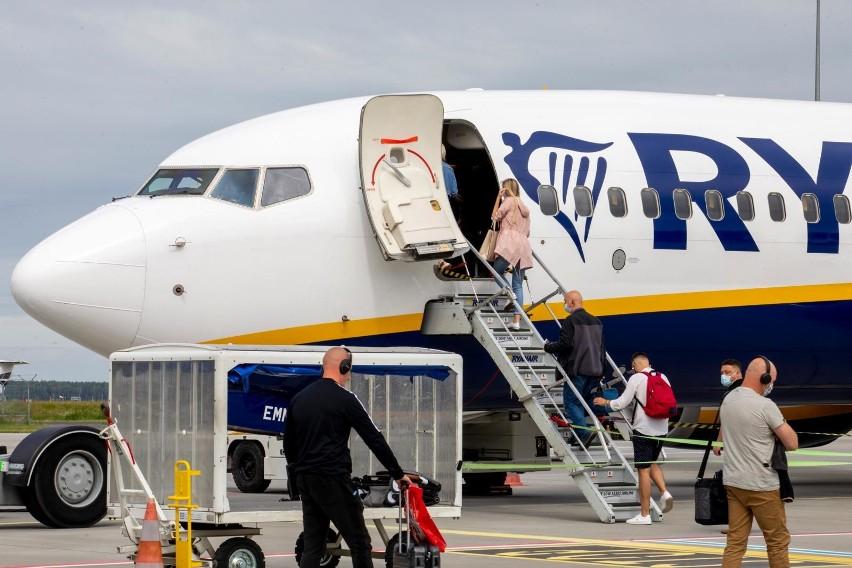 Ryanair ogłosił nowy rozkład lotów turystycznych. W...