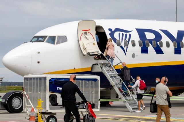 Ryanair ogłosił nowy rozkład lotów turystycznych. W prezencie na walentynki 2021 linia oferuje 20 milionów biletów w promocyjnej cenie