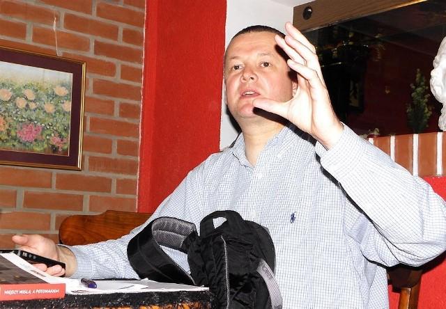 Prof. Marek Chodakiewicz zachęcał do badania faktów, a nie układania ich pod z góry przyjętą tezę