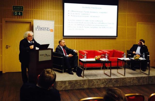 - Widzę Zieloną Górę i region jako taki przylądek spraw związanych z wykorzystania technik satelitarnych w kraju – mówił dr. Włodzimierz Lewandowski