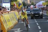 Tour de Pologne: 6. etap w Katowicach. Polacy wskoczyli na podium NASZ PATRONAT, ZDJĘCIA