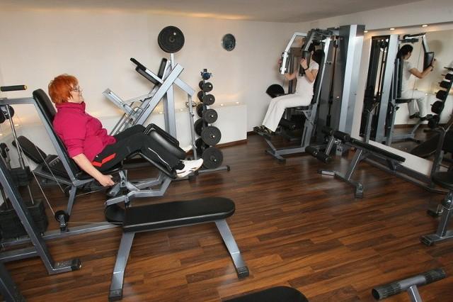 Każdy z uczestników programu może liczyć na indywidualny dobór ćwiczeń najbardziej dla niego odpowiednich.
