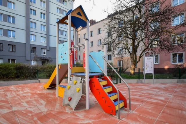 W ramach budżetu obywatelskiego w Częstochowie powstały m.in. place zabaw