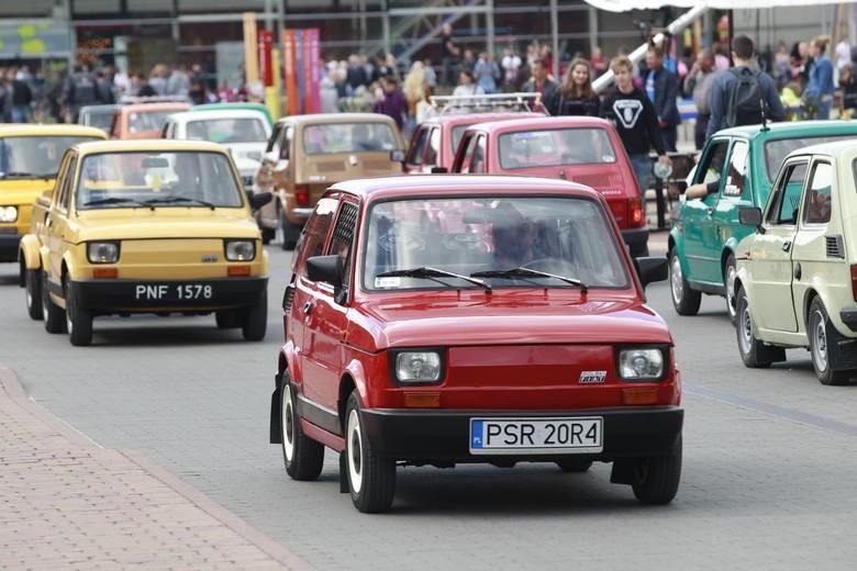 4 września 1973 r. na ulicach Poznania pojawiły się pierwsze...