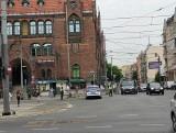 Na placu Kościuszki w Szczecinie wykoleił się tramwaj. Mogą być utrudnia w ruchu