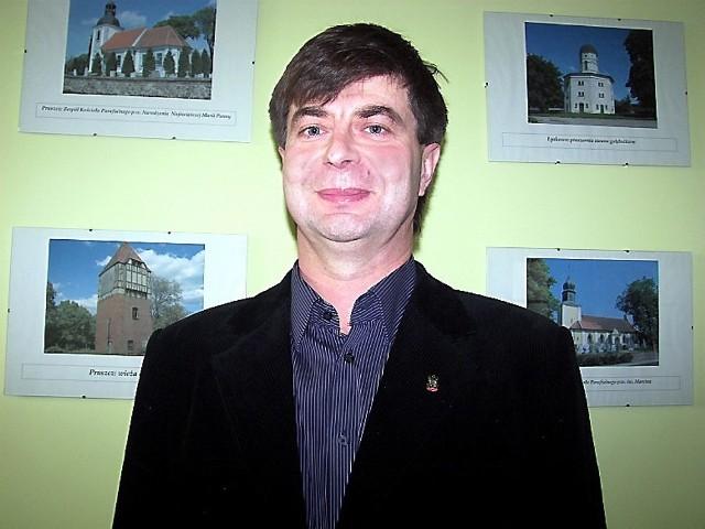 Jerzy Kowalik uczy informatyki w technikum