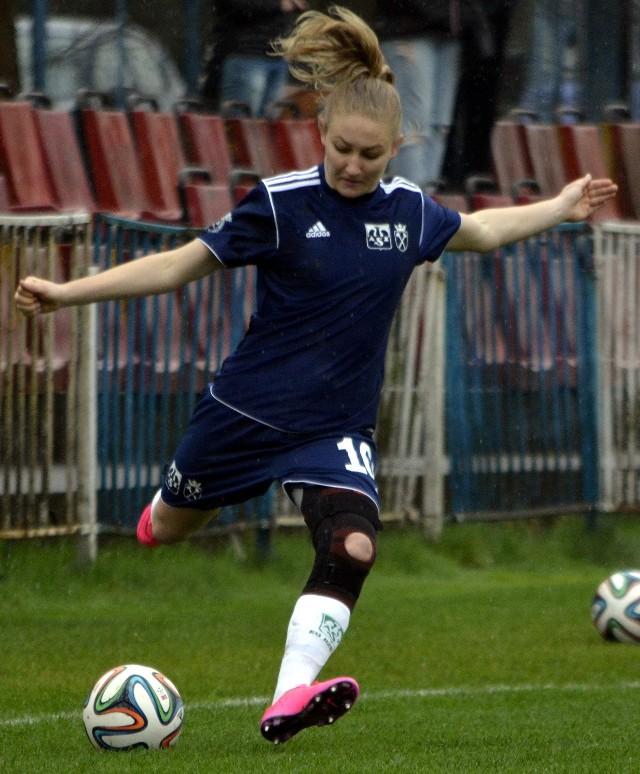 Małgorzata Bartosiewicz z UJ