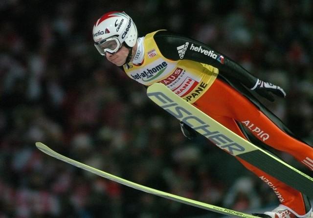 Szwajcar znów był poza konkurencją.