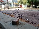 Częstochowa. Na ulicę Glogera w wraca klinkier. Miejski Zarząd Dróg po protestach mieszkańców zmienił sposób realizacji inwestycji