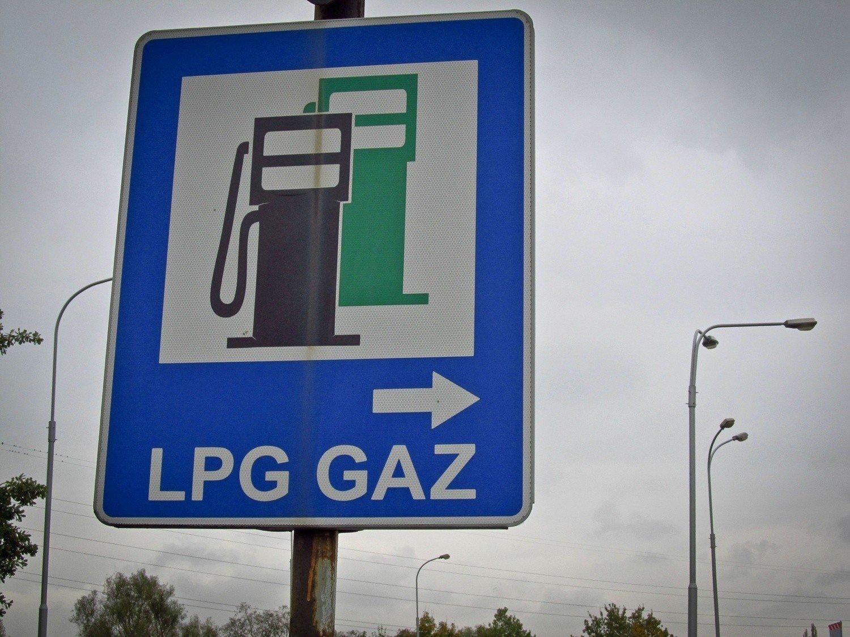 Coraz droższe tankowanie