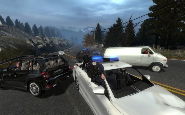 Tactical InterventionJedną z najciekawszy map w Tactical Intervention ma być Highway z samochodowym pościgiem.