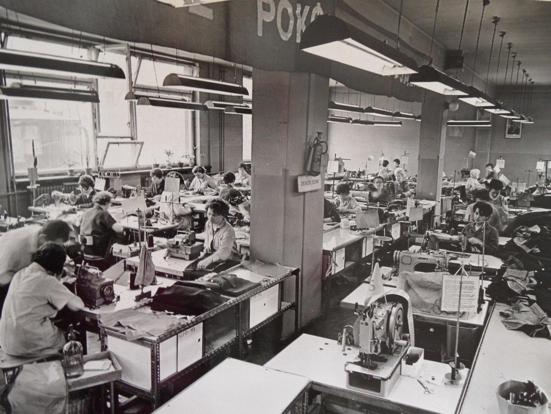 37a49b29d8566 Zakłady Odzieżowe Bytom rozsławiały region. To była nasza potęga przemysłu  [ZDJĘCIA]