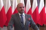 Świętokrzyski poseł Solidarnej Polski Mariusz Gosek wiceprzewodniczącym klubu parlamentarnego Prawa i Sprawiedliwości