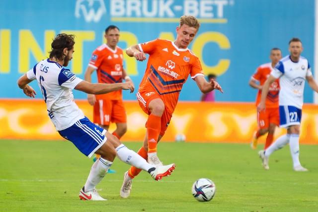 Zespół Bruk-Betu Termaliki wygrywając z Górnikiem Zabrze zanotował pierwsze ligowe zwycięstwo w tym sezonie