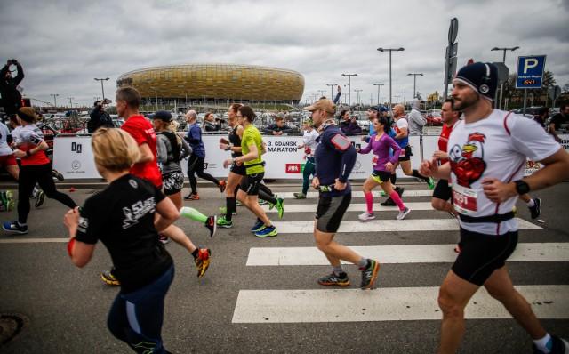4. Gdańsk Maraton 15.04.2018 roku
