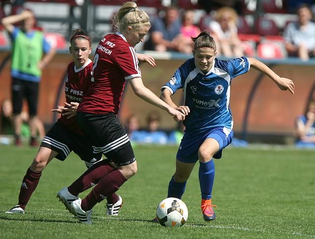 Martyna Wiankowska z UKS SMS Łódź gra w pierwszej reprezentacji Polski