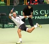 Puchar Davisa w Inowrocławu: Polska wygrała Estonią [zdjęcia, wideo]