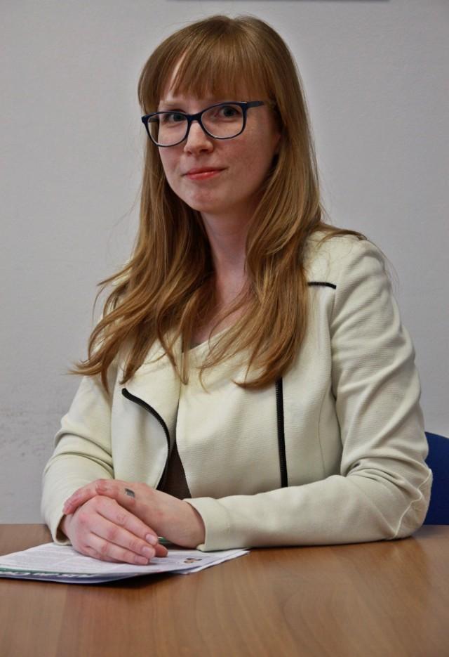Małgorzata Korba jest regionalnym rzecznikiem ZUS w woj. lubelskim
