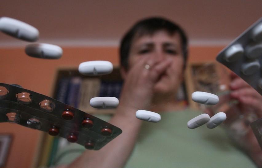 Ile leków na raz? Łodzianin rekordzista wykupił w ciągu miesiąca 36 różnych leków na receptę