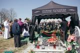 Pogrzeb Bartosza Bietrackiego, byłego żużlowca Polonii [zdjęcia]