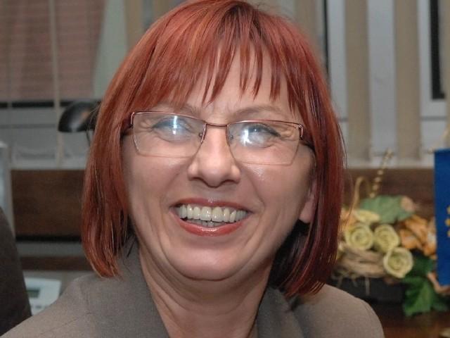 Helena Hatka jest oficjalnym kandydatem PO do Senatu z okręgu gorzowskiego