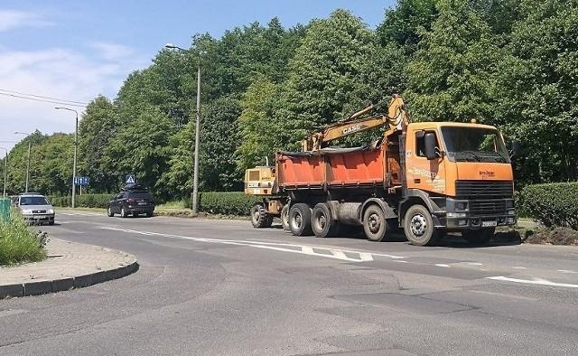 Uwaga kierowcy, trwa remont ulicy Północnej w Jastrzębiu-Zdroju