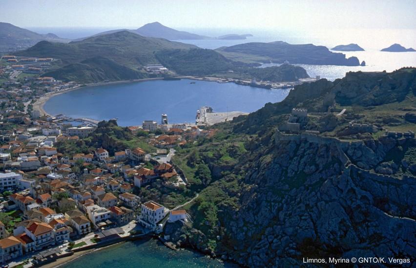 Wakacje w Grecji. Poznaj północno-wschodnie Wyspy Egejskie