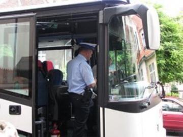 Policyjne kontrole autobusów są bezpłatne!