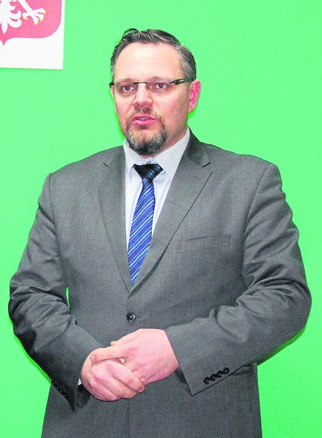 Jacek Najder chce legalizacji konopi w celach energetycznych