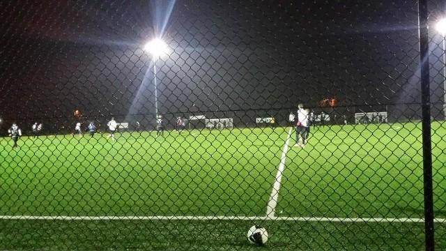 Trzecioligowy Łódzki Klub Sportowy pokonał juniorów w ostatnim sparingu zaplanowanym na okres roztrenowania.