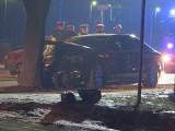 Kujawsko-pomorskie: Wypadek z udziałem pojazdu SOP (BOR). Czterech funkcjonariuszy trafiło do szpitala