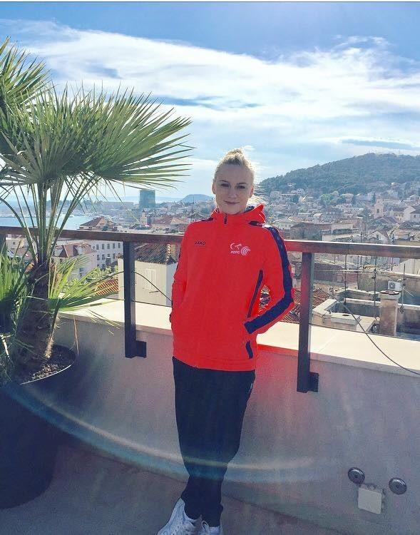 Joanna Łochowska wywalczyła jedyny dla Polski złoty medal podczas ME w Splicie