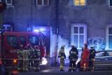 Świętochłowice: zawaliła się klatka schodowa kamienicy przy ulicy Rudzkiej 10 w Lipinach. Pod gruzami nie było ludzi, teren przeszukały psy