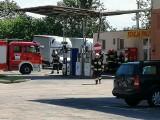 Zagrożenie wybuchem butli z gazem. Ulica Obozowa w Kołobrzegu zablokowana